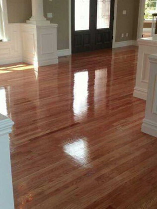 shine hardwood floor, fall river ma